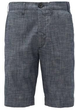J.w.brine J.w. Brine - Chris Cotton-chambray Shorts - Mens - Blue
