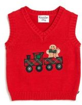Hartstrings Baby's Appliquéd Sweater Vest