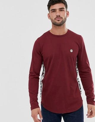 Le Breve lounge long sleeve t-shirt