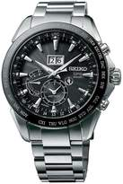 Seiko Seiko Mens Stainless Steel Case & Bracelet Watch