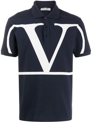 Valentino VLOGO polo shirt
