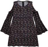 Very Ditsy Floral Printed Dress