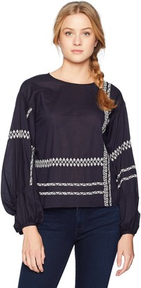 Joie Women's Isandro Long Sleeve Blouse