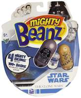 Spin Master Toys Spin master Mighty Beanz 4-pk. Star Wars Clone Wars by Spin Master