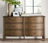 Pottery Barn Calistoga Extra-Wide Dresser