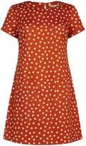 Yumi Daisy Print Tunic Dress