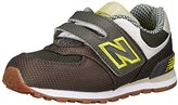 New Balance KG574 Expedition Running Shoe (Infant/Toddler)