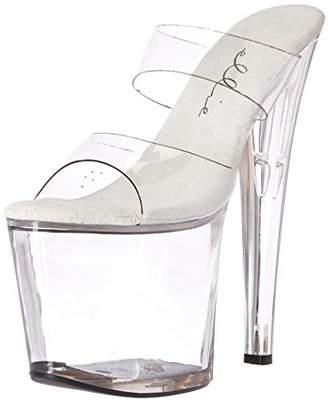 Ellie Shoes Women's 821-coco Platform Sandal