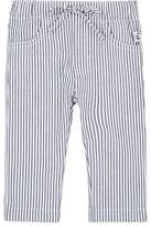 Il Gufo Infants' Striped Cotton Seersucker Pants