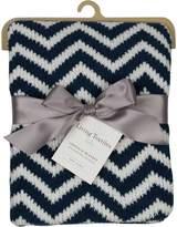 Living Textiles Chevron Blankets