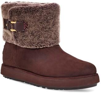 UGG Classic Mini Berge Genuine Shearling Boot