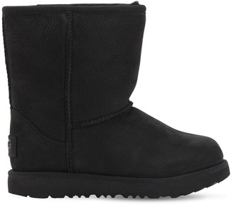 UGG Waterproof Shearling Boots