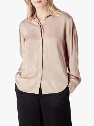 Leon Finery Satin Shirt