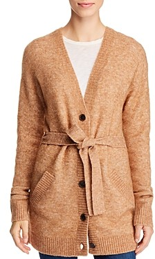 Daniel Rainn Long Belted Cardigan
