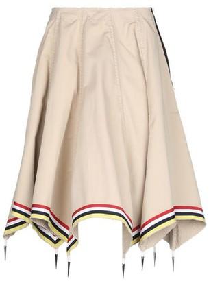 J.W.Anderson 3/4 length skirt