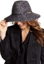 Helen Kaminski Fifika Print Wool Hat