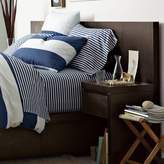 west elm Storage Bed Headboard - Chocolate