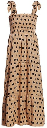 Faithfull The Brand Rianne Midi Dress