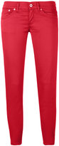 Dondup cropped trousers - women - Cotton/Spandex/Elastane - 26