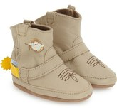 Robeez 'Disney ® Woody ® Bootie' Crib Shoe (Baby & Walker)
