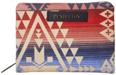 Pendleton Canopy Canvas Accordion Wallet Wallet Handbags
