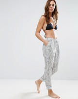Seafolly Space Dye Effect Beach Pants