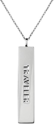 Cristina Ramella Adjustable Traveler Chain Necklace