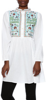 Shana Embroidered Tunic