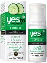 Green Baby Yes to Cucumbers Soothing Eye Gel - 1.01 oz