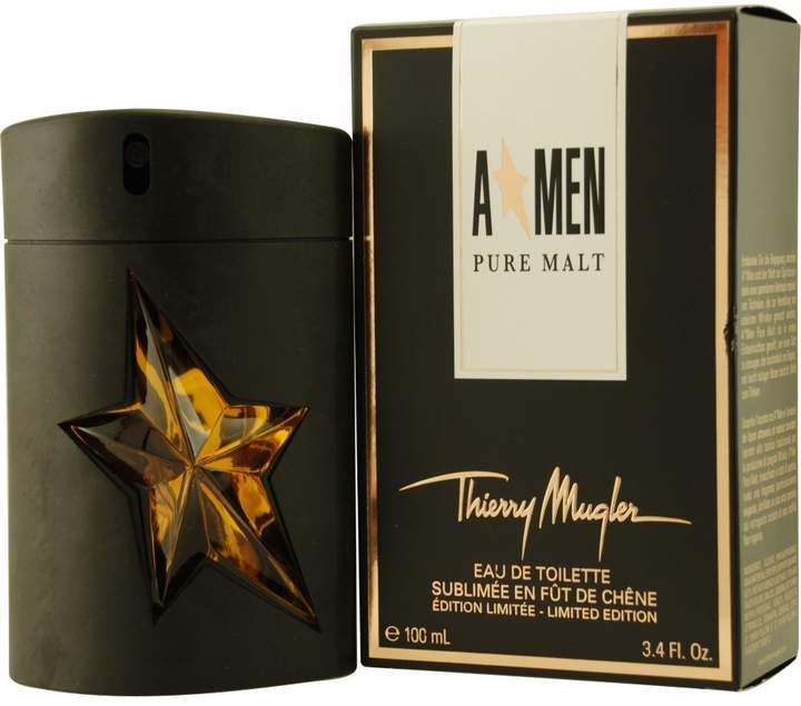 Thierry Mugler ANGEL MEN PURE MALT by for MEN: EDT SPRAY 3.4 OZ (LIMITED EDITION)