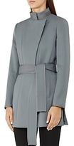 Reiss Lucy Belted Short Coat