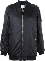 Zoe Karssen 'Cry baby' bomber jacket