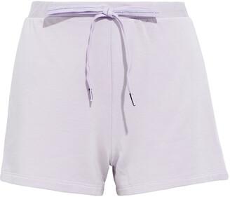 Stateside Modal-blend Fleece Shorts