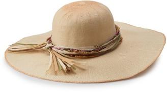 Scala Women's Bangkok Floppy Hat