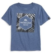 Quiksilver Toddler Boy's Hex Graphic T-Shirt