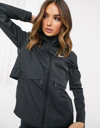 Nike Running Essential Jacket In Black