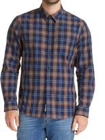 Sportscraft Long Sleeve Regular Forest Shirt