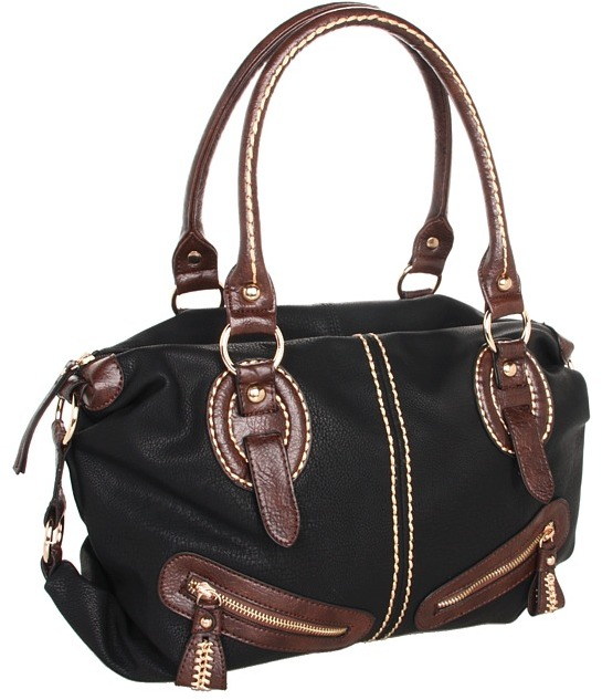 Melie Bianco Hillary (Black) - Bags and Luggage