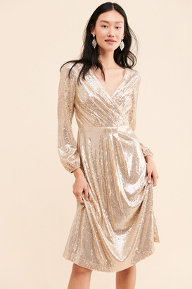 Lauren Ralph Lauren Bowen Sequin Dress