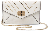 Diane von Furstenberg 44 Gallery Bitsy Grommet Leather Mini Crossbody