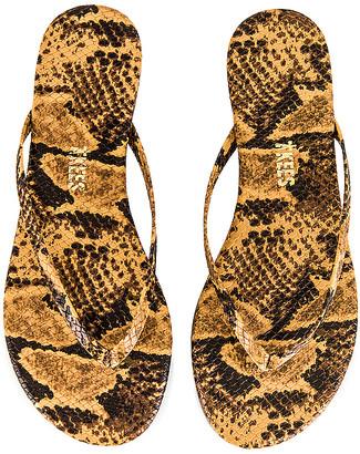 TKEES Studio Exotic Sandal
