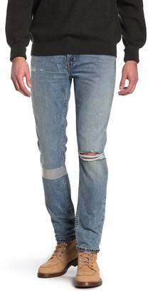 Hudson Axl Skinny Distressed Jeans