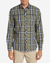 Eddie Bauer Men's Greenpoint Long-Sleeve Shirt