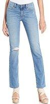 Calvin Klein Jeans Women's Destroyed Straight