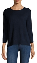 Inhabit Cashmere Crewneck Sweater