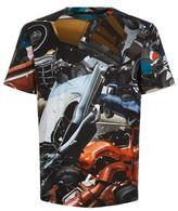 Christopher Kane Car Crash Print T-shirt