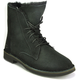 UGG Quincy - Shearling Suede Short Boot