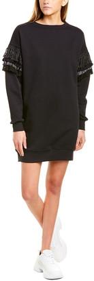 PARADISED Fringe Sweaterdress