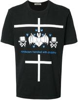 Undercover bat print T-shirt