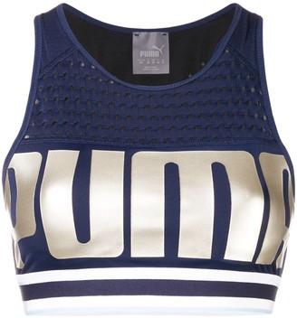 Puma X Selena Gomez sport bra